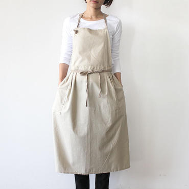 【直営店限定】HARVEST 2WAY APRON_BEIGE