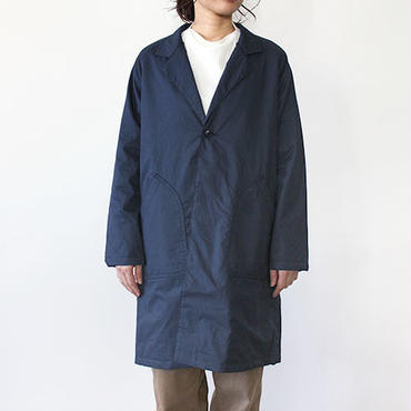 WINTER ATELIER WORK COAT_NAVY