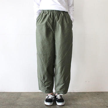 TAPERED MONPE_OLIVE