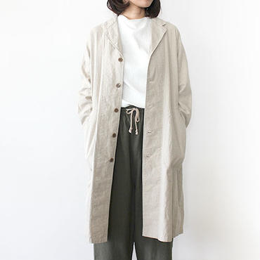 【直営店限定】WIDE WORK COAT_KINARI