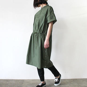 GERMAN MILITARY WORK ONEPIECE_OLIVE