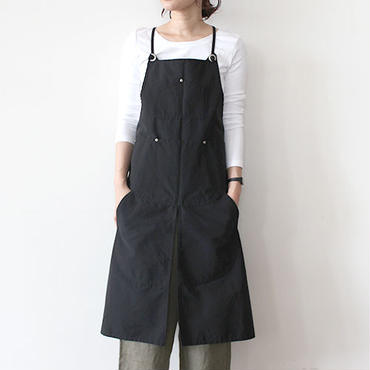 【直営店限定】SPLIT APRON_BLACK