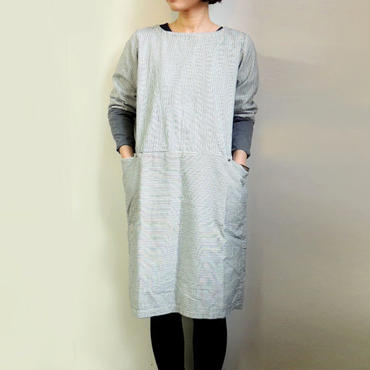 COVERING TUNIC Ⅱ_HICKORY