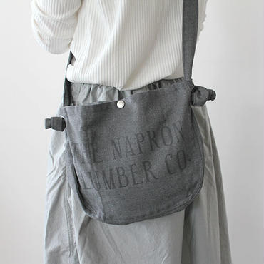 LUMBER SHOULDER BAG_GRAY