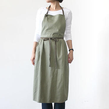 【直営店限定】HARVEST 2WAY APRON_OLIVE