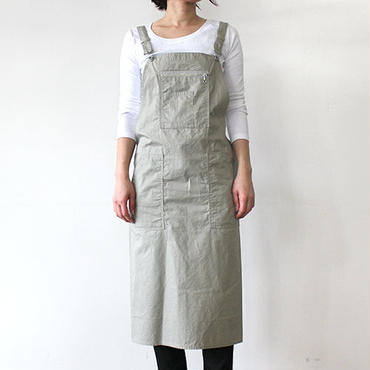 GERMAN WORK APRON_GRAY
