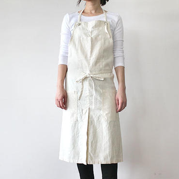 【直営店限定】UTILITY APRON_OFF WHITE