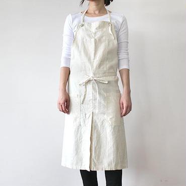 【直営店限定】UTILITY APRON_OFF WHITE