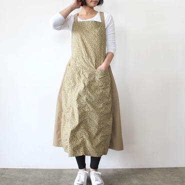 EURO KITCHEN APRON SKIRT_BEIGE