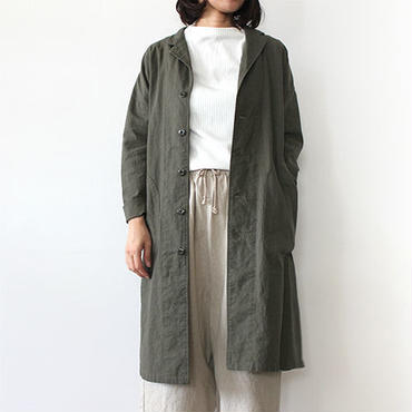 【直営店限定】WIDE WORK COAT_OLIVE