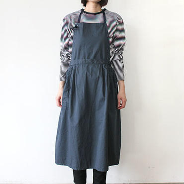 【直営店限定】HARVEST 2WAY APRON_NAVY