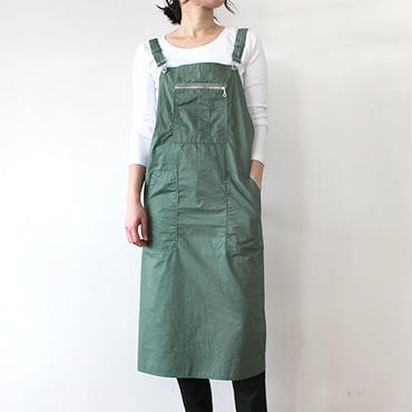 GERMAN WORK APRON_GREEN
