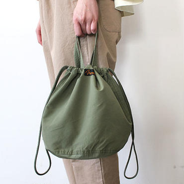 【直営店限定】PATIENTS BAG_L.KHAKI