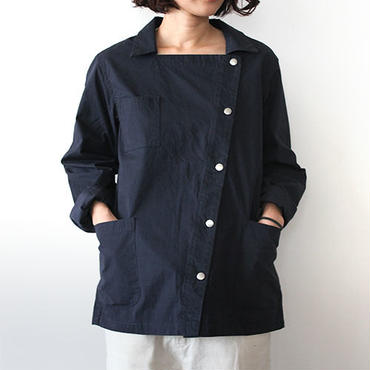 FRENCH WORK JACKET_NAVY