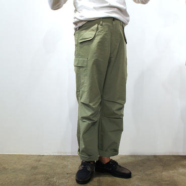 ARMY WORK PANTS_OLIVE