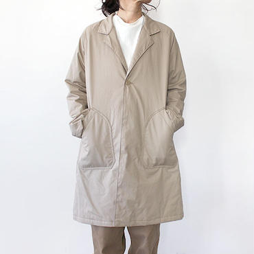 WINTER ATELIER WORK COAT_BEIGE