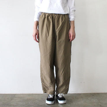 TAPERED MONPE_BEIGE