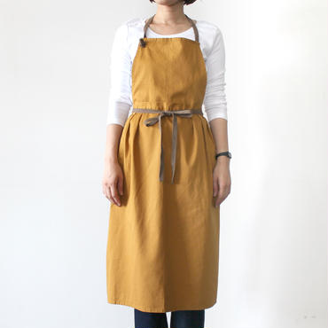 【直営店限定】HARVEST 2WAY APRON_MUSTARD