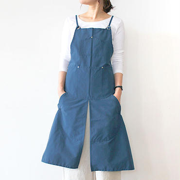 【直営店限定】SPLIT APRON_NAVY