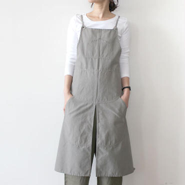 【直営店限定】SPLIT APRON_GRAY