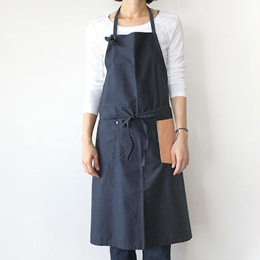 【直営店限定】CRAFT APRON_NAVY