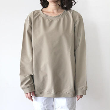 FUNCTIONAL SHIRT_BEIGE