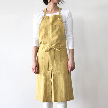 【直営店限定】UTILITY APRON_YELLOW