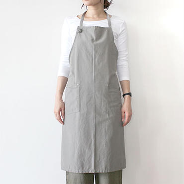 【直営店限定】CRAFT APRON_GRAY