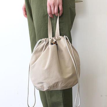 【直営店限定】PATIENTS BAG_L.BEIGE