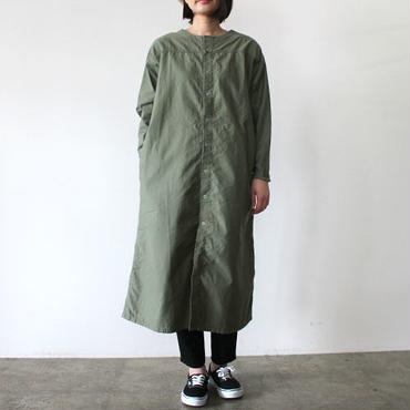 GERMAN MEDICAL SMOCK_OLIVE