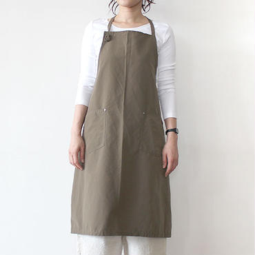 【直営店限定】CRAFT APRON_OLIVE
