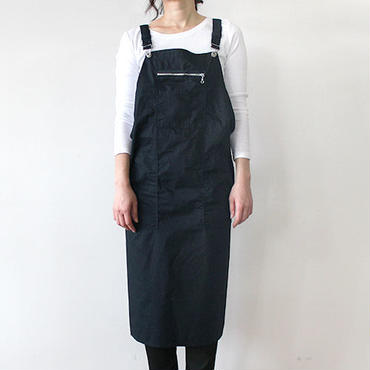 GERMAN WORK APRON_NAVY