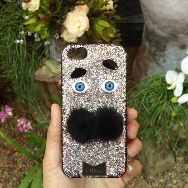 Mr.Men Mikiwuu オリジナル iPhoneケース(iPhone7 PLUS)