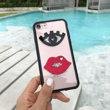 Bling lip iPhone7.8Plus