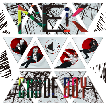 1st SINGLE 『CRUDE BOY』