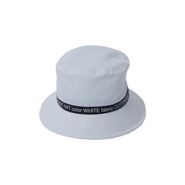 lot.00012 NEONSIGN BUCKET HAT