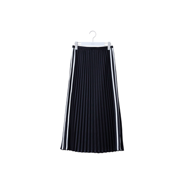 ACCORDION PELATS SKIRT
