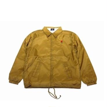 WHERE IS THE LOVE NYLON COACHES JACKET (KHAKI)