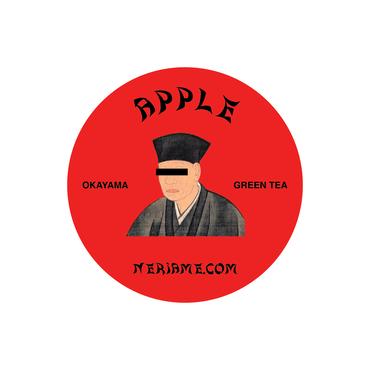 GREEN TEA (APPLE)