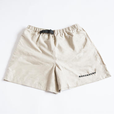 NSFC BEACH SHORT  (KHAKI)