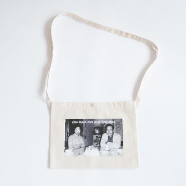 EVER OURS COTTON BAG (NATURAL)