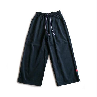 ROSE CORDUROY SKATE PANTS  (BLACK)