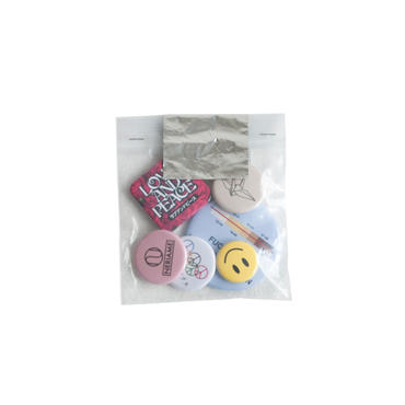 WHERE IS THE LOVE BUTTON PINS SET