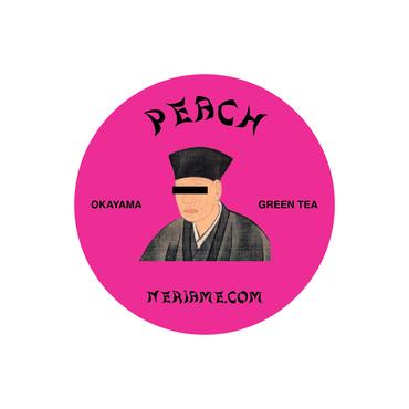 GREEN TEA (PEACH)