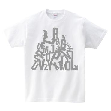 Tシャツ:猫の城