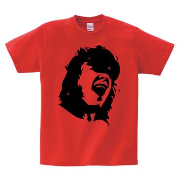 Tシャツ:叫ぶ男