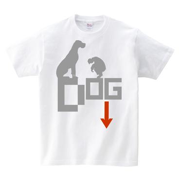 Tシャツ:真の負け犬