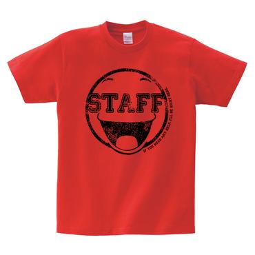 Tシャツ:STAFF02(生地色13色から選択可)