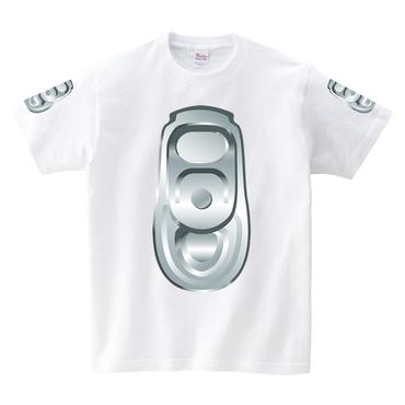 Tシャツ:缶