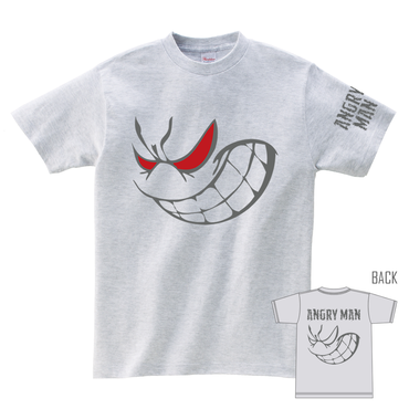 Tシャツ:ANGRY MAN